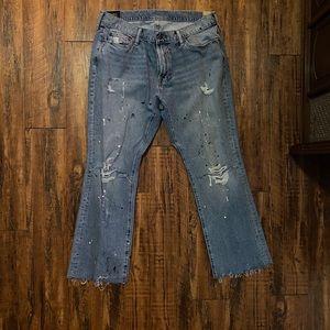Abercrombie & Fitch Kilby Jeans